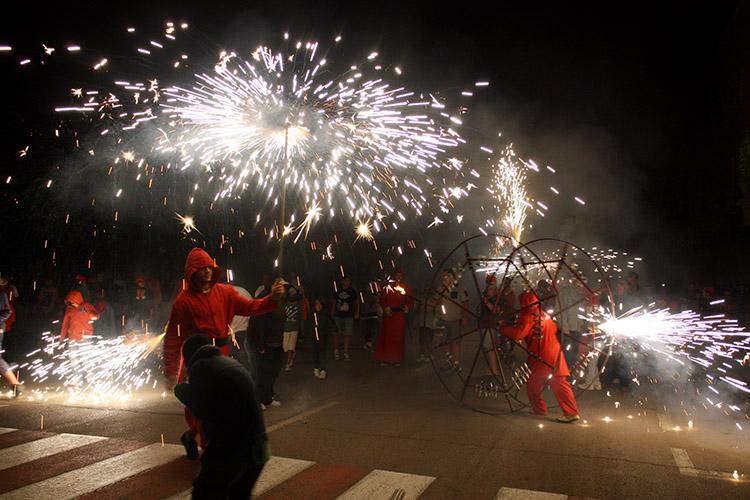 Alcalà de Xivert. Fiesta dels Fadrins. (Sant Pere de Verona)