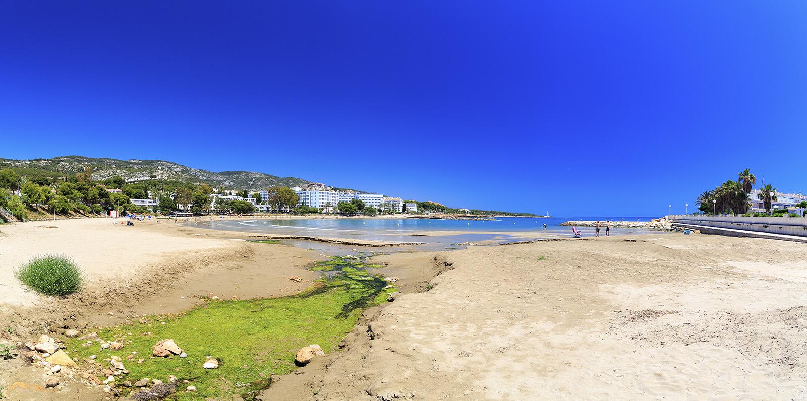 Turismo-Alcossebre-Playa-Las-Fuentes-Alcossebre