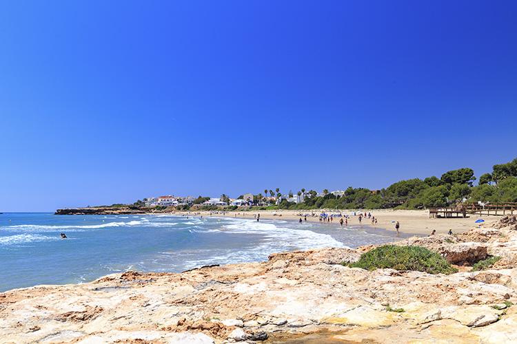 Turismo-Alcossebre-Playa-Romana-Alcoceber