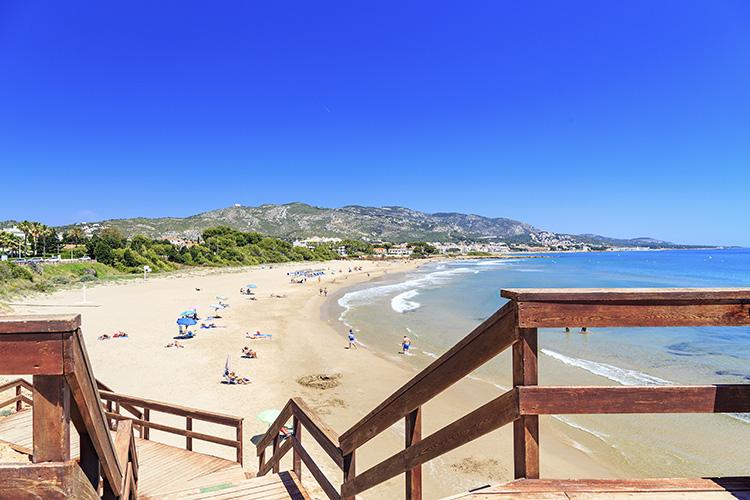 Turismo-Alcossebre-Playa-Romana-Alcocebre