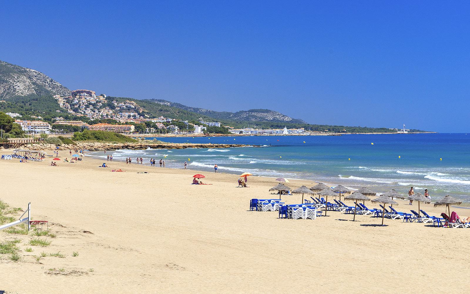 Turismo-Alcossebre-Playa-Romana-Alcossebre