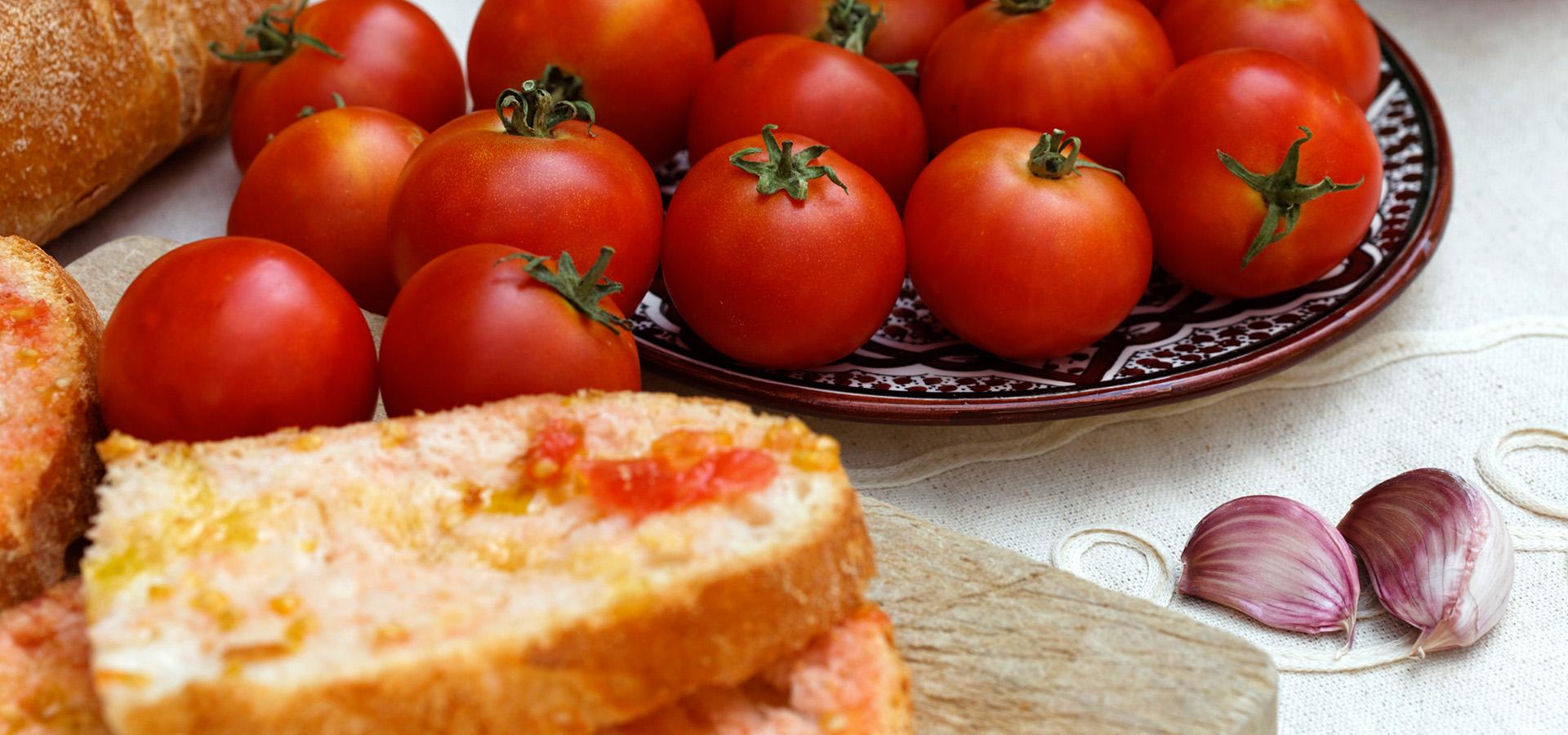 Turismo Alcalà de Xivert - Alcossebre. Gastronomí. Tomata de Penjar