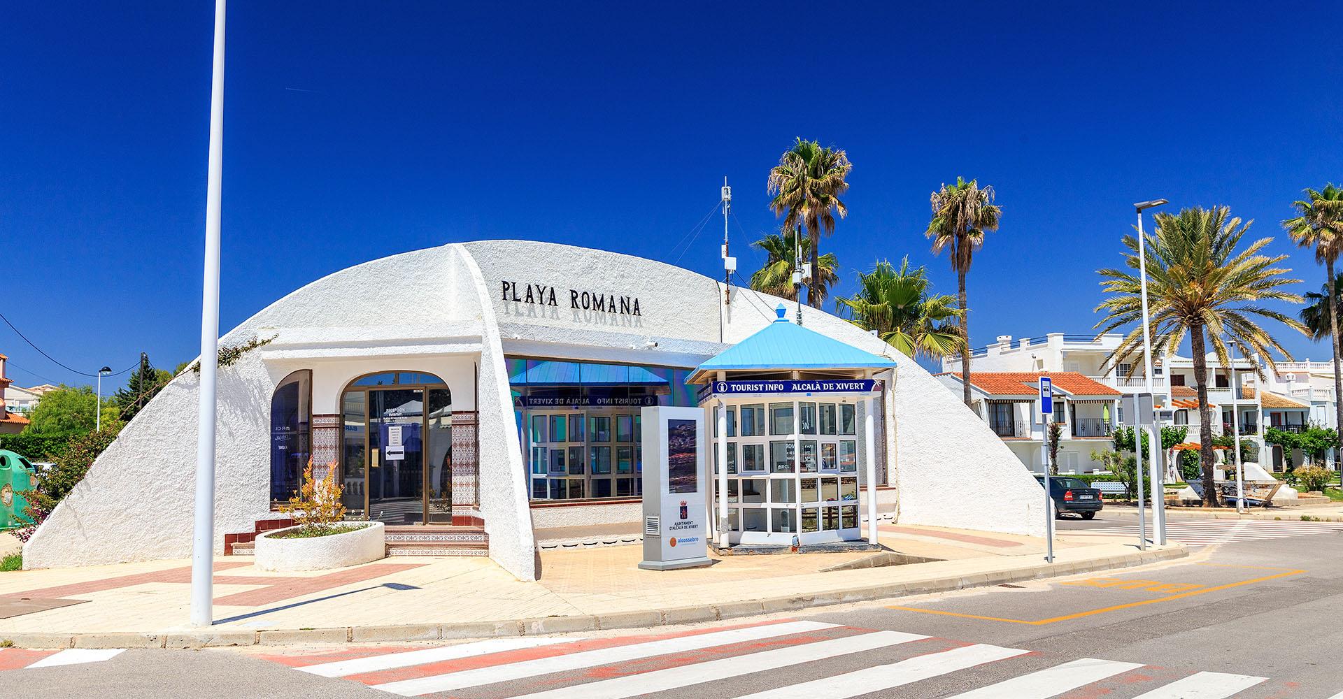 Oficinas de Turismo Alcossebre