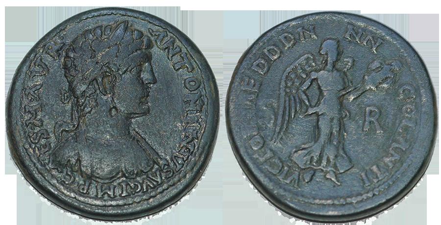 monedas-romanas-historia