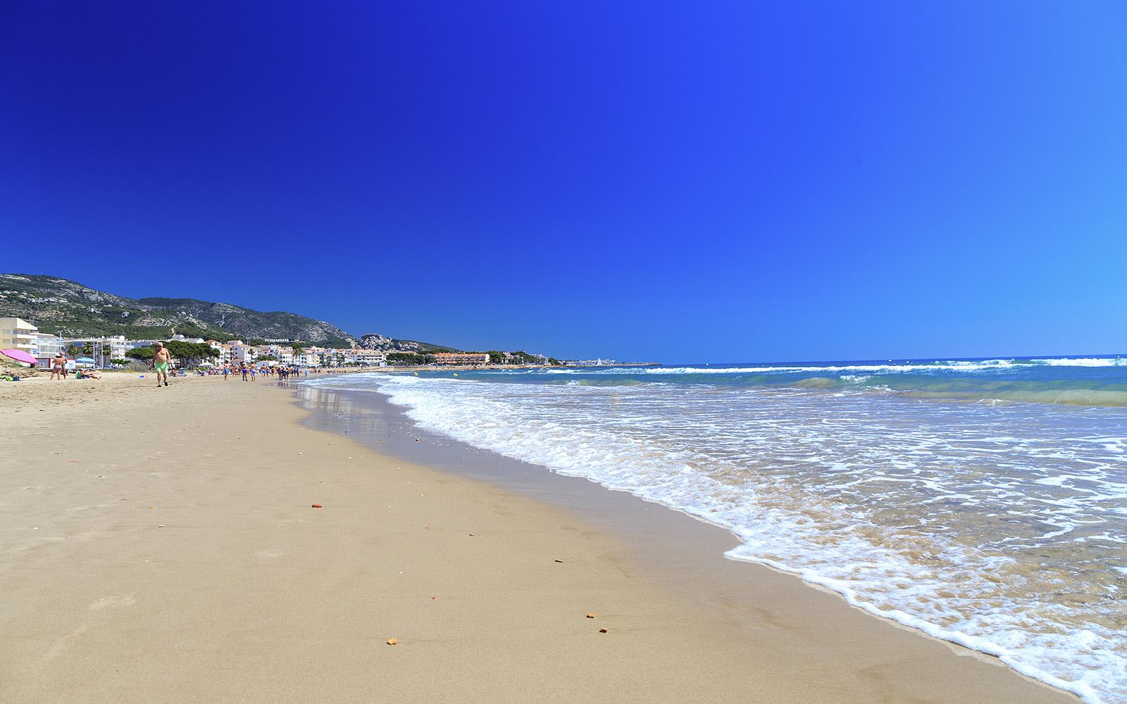 Playa del Cargador Alcossebre