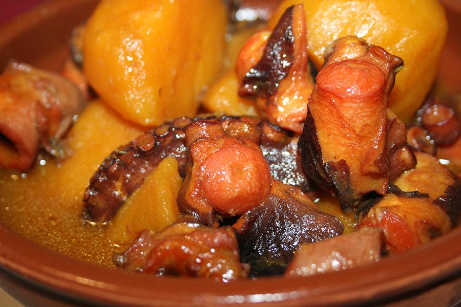 Turismo-Alcossebre-Gastronomia-Pulpo-con-Patatas