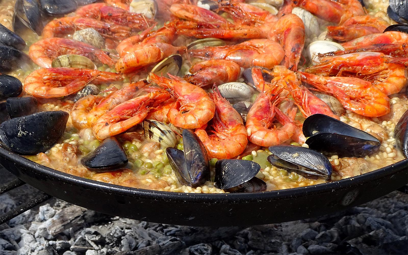 Turismo Alcossebre. Paella de Alcalá de Xivert