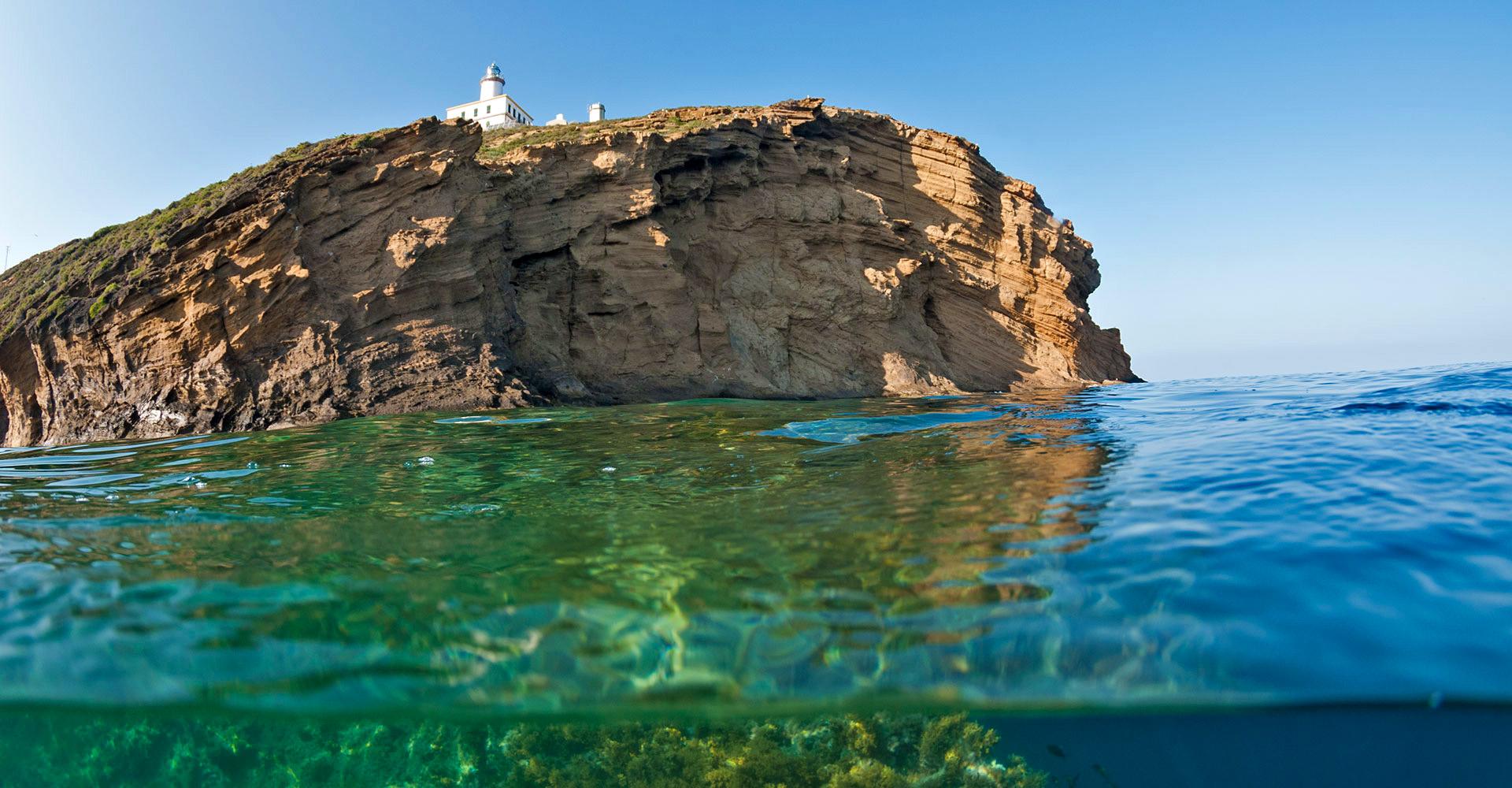 Turismo Alcossebre. Parque Natural de las Islas Columbretes