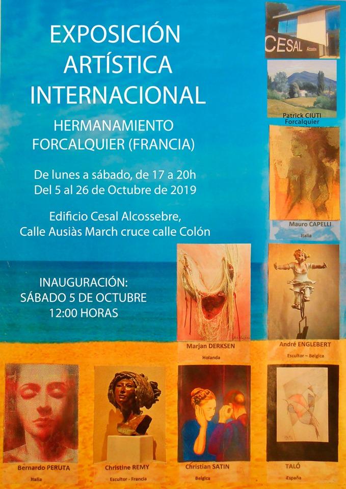 Exposición Artística Internacional