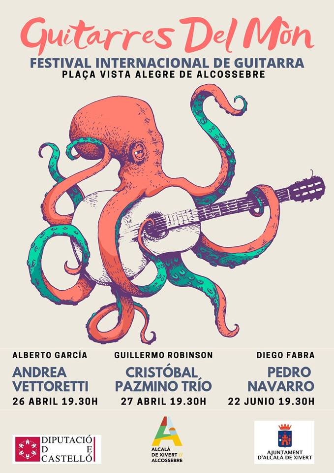 Festival Internacional de Guitarra - Guitarres del Món