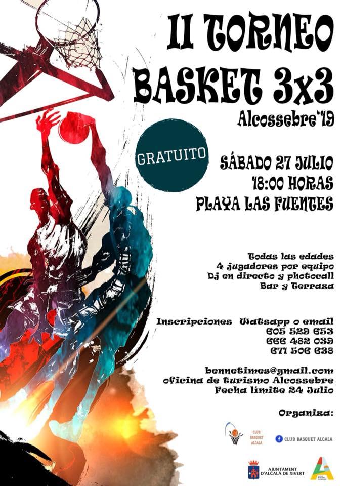 II Torneo Basket 3x3