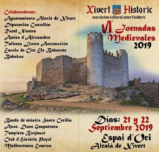 Jornadas Medievales (Cartel)