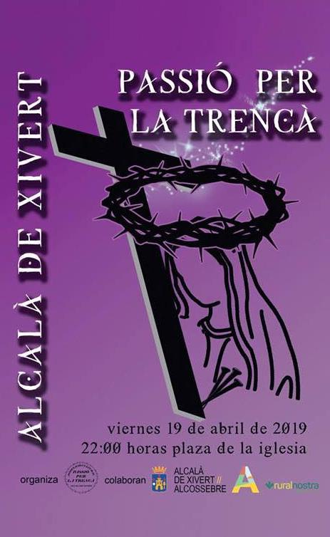Passió per la Trencà (cartel)