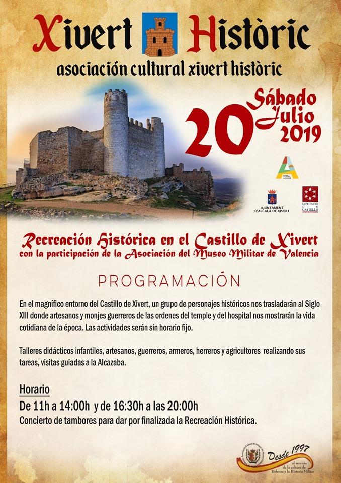 Recreación Historica Medieval (Xivert Historic)