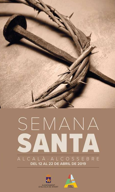 Semana Santa 2019 (cartel)