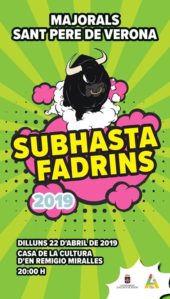 Subhasta Fadrins