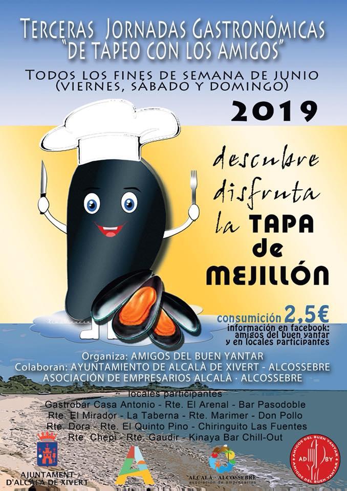 Tapa del Mejillón 2019