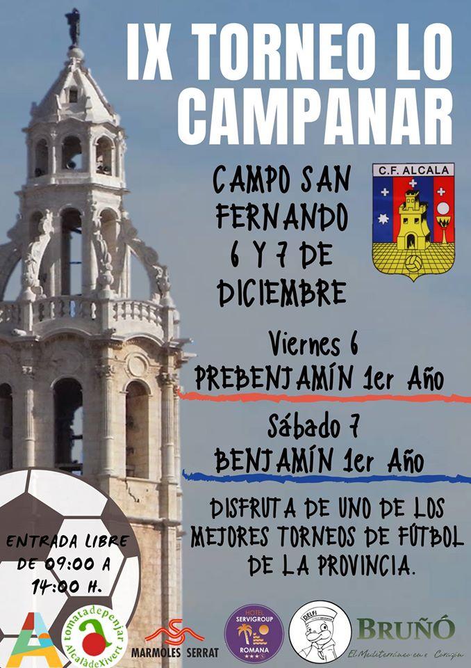 Torneo de Futbol Lo Campanar (Diciembre)