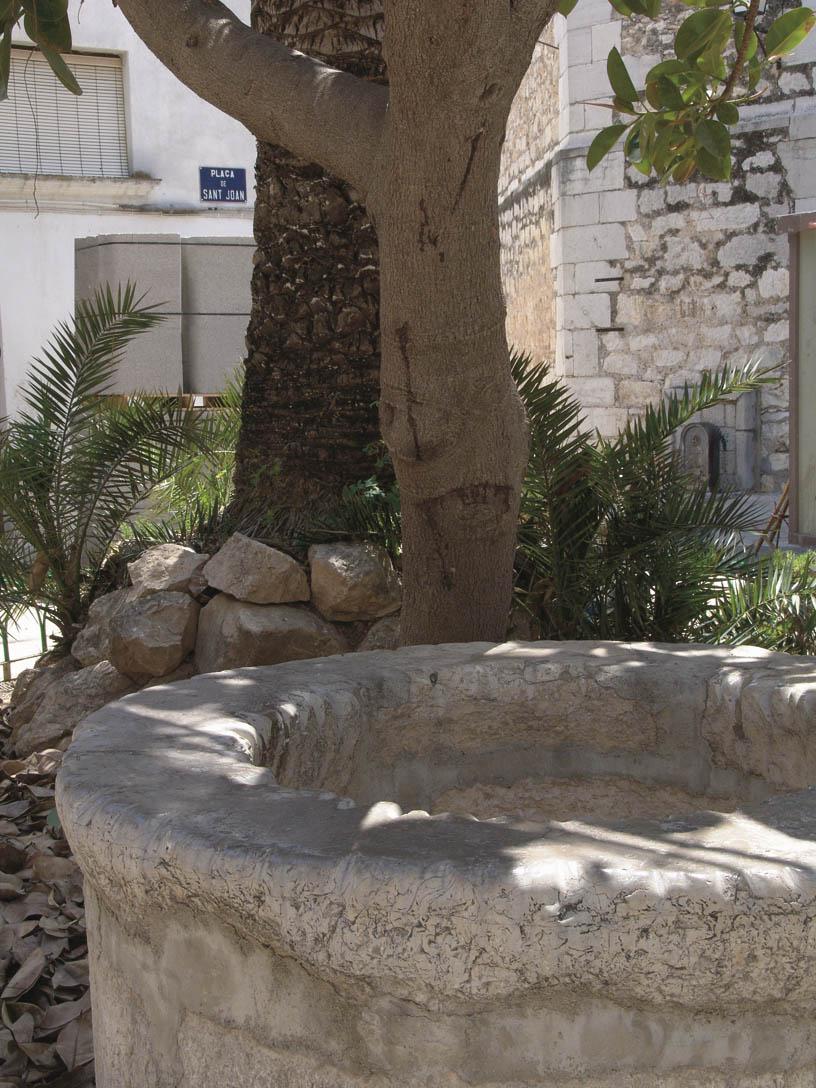 Pozo de San Juan de Alcalà de Xivert