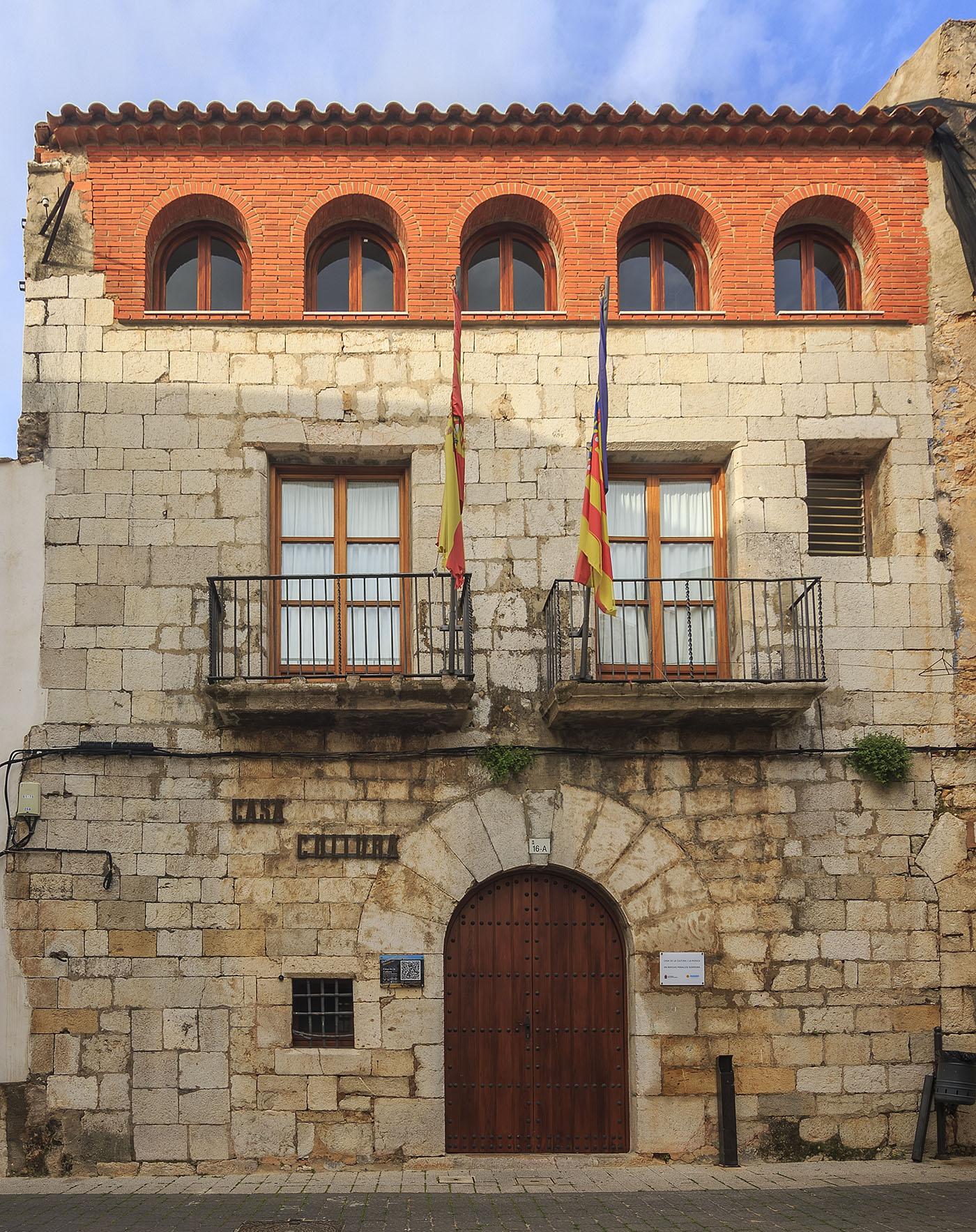Turismo-Alcossebre-CasadeCultura-AlcaladeXivert