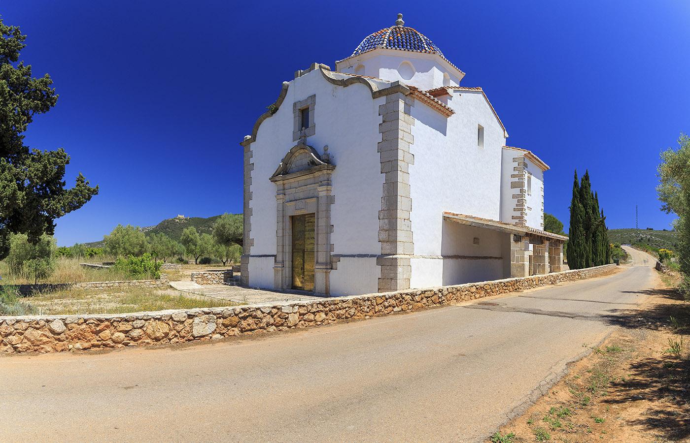 Turismo Alcossebre. Ermita de Calvari Alcalà de Xivert