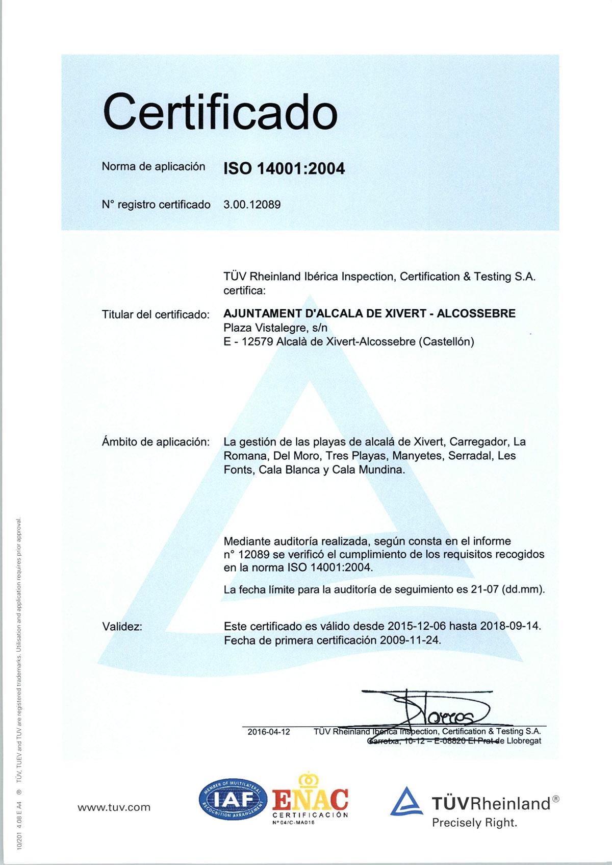 alcossebre-turismo_certificado_playas_alcossebre-iso-14001