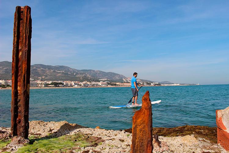 Reservas Alcossebre alquiler tabla paddle surf