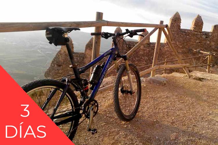 Reserva Alcossebre Paquete Experiencia pedaleando en alcossebre de 3 días con alojamiento